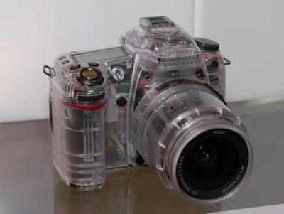 Kamera Transfaran (tembus Pandang)