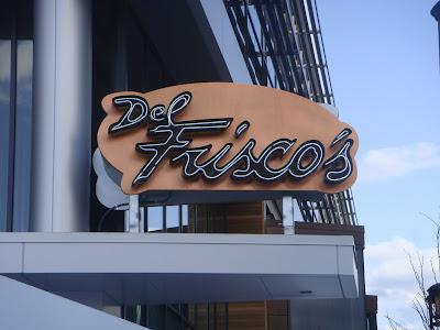Del Frisco's Double Eagle Steakhouse, Boston, Mass.