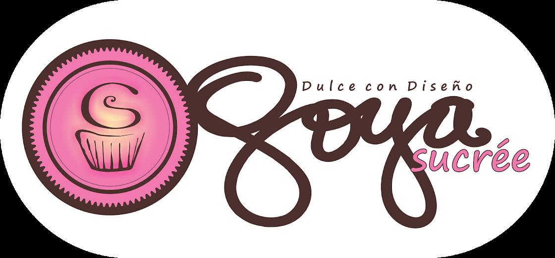 Goya Sucrée, dulce con diseño