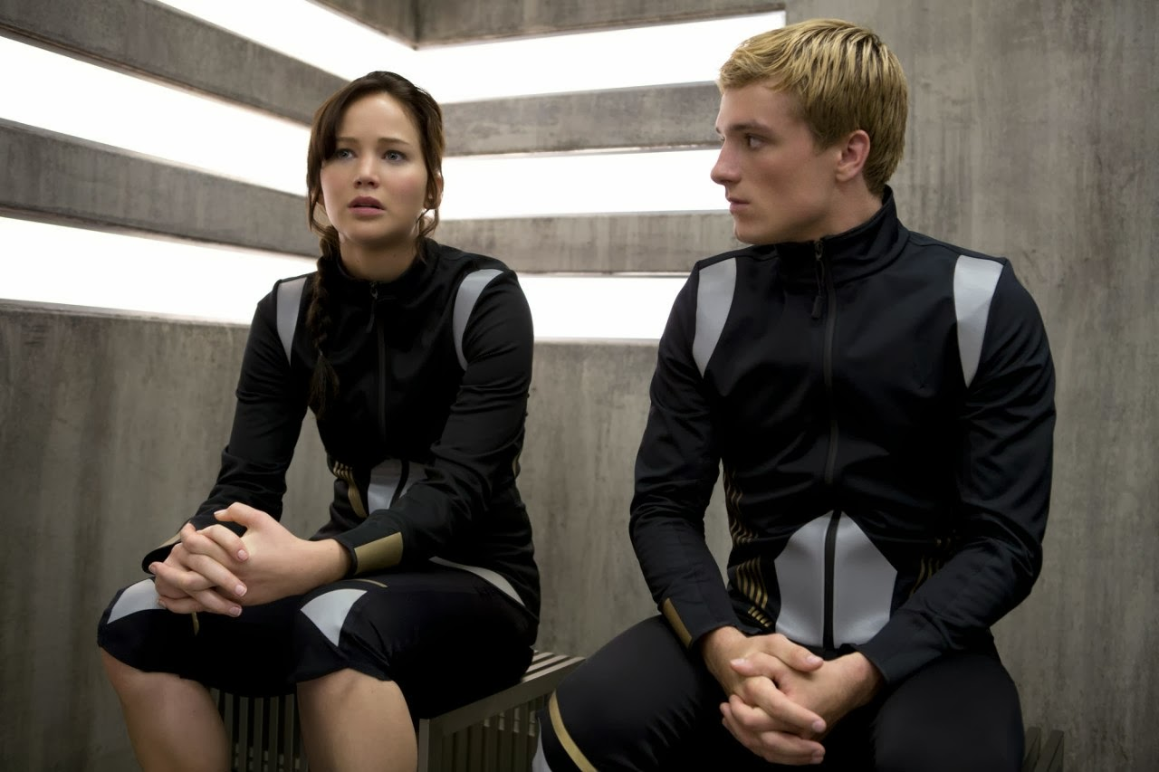 Hunger Games Catching Fire Training