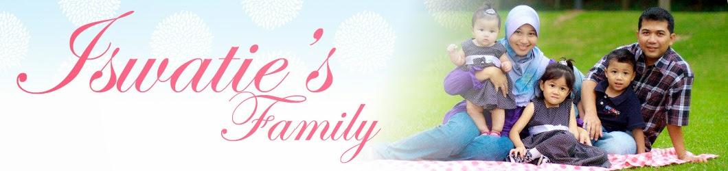 Iswatie's Family