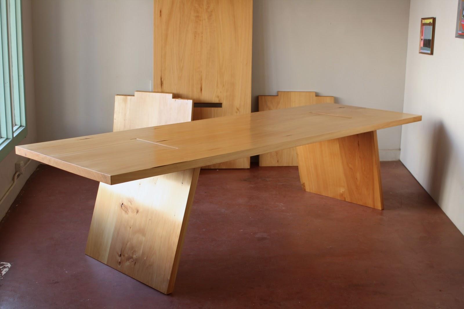 10u0027 Lock U0026 Key Conference Table In Monterey Cypress