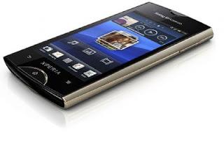 Sony Ericsson Xperia Ray Android Lançamento