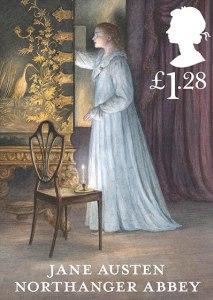 Mănăstirea Northanger de Jane Austen