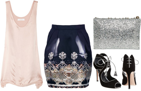 Chloe, Mary Katrantzou, Gianvito Rossi, Anya Hindmarch