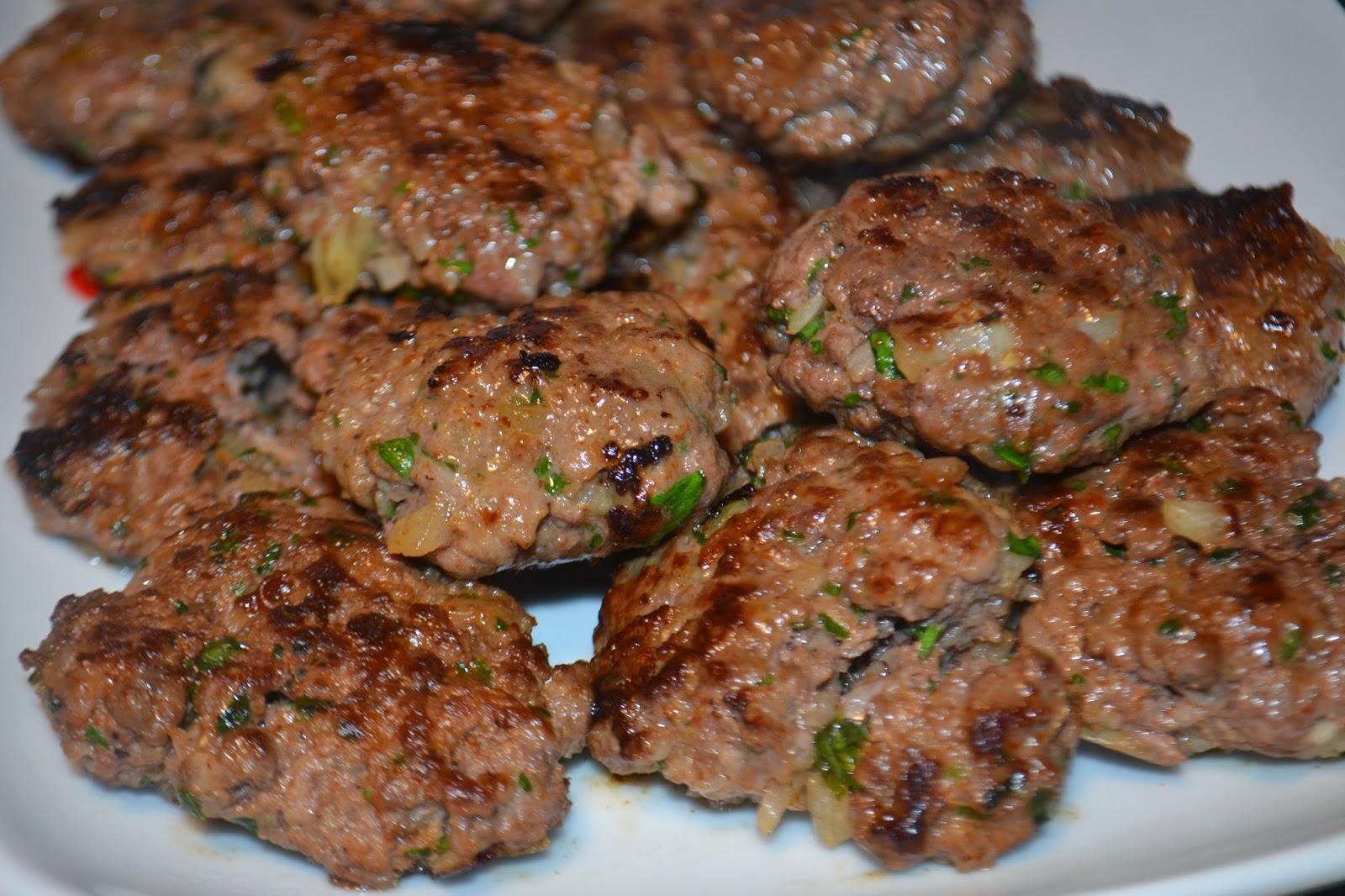 Delicias de marruecos cocina bereber kefta - Que cocinar con carne picada ...