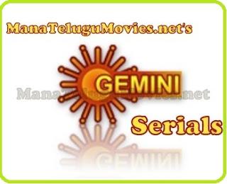 Gemini TV Serials Online