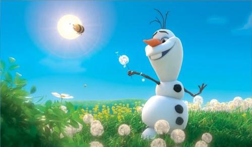 Nuevas Imágenes de Frozen. El Reino del Hielo!