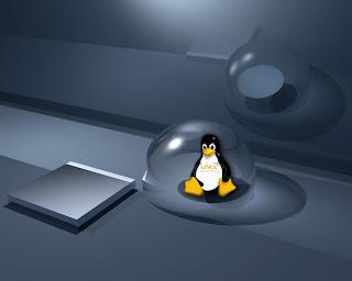 linux guru wallpaperrun