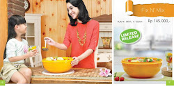 Katalog Promo Tupperware Juni 2013 - Fix N' Mix