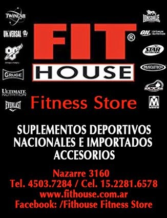FIT HOUSE - Fitness Store