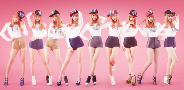 "SNSD 2013 ""I Got a Boy"" Promotional Photo"