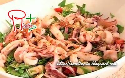 Insalata di Calamari di Cotto e Mangiato