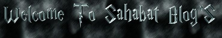 Sahabat Blog'S