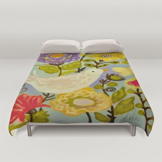 http://society6.com/product/bird-and-butterfly-flowers-by-karen-fields_duvet-cover#46=342