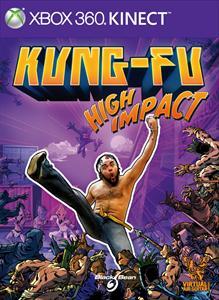 Kung Fu High Impact  XBox 360  NTSC