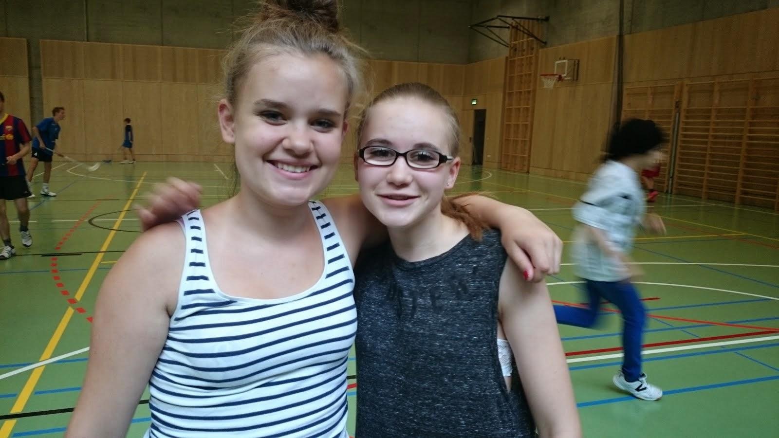 Katharina und Magdalena