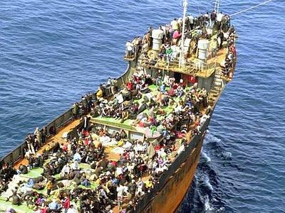Sicily refugees #1