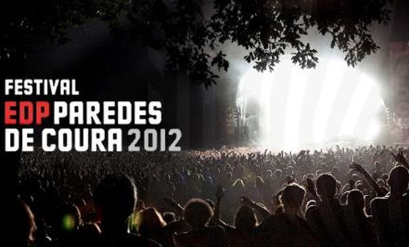 Paredes de Coura 2012