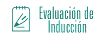 Evaluación de Inducción