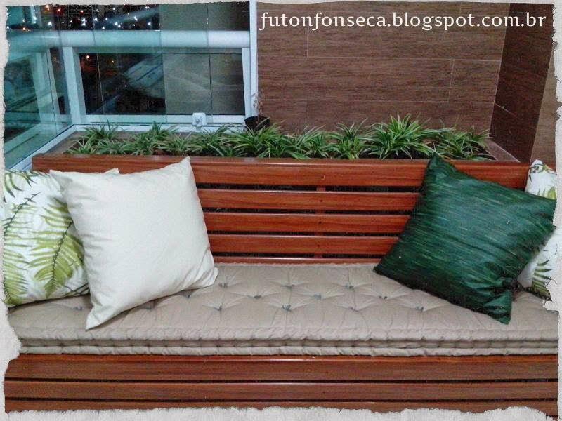Futon Fonseca decorando com conforto
