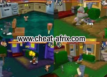 Download Games Tom And Jerry in Fists Of Furry Full ...