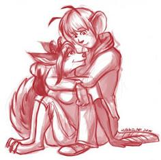 Lexia and Gir