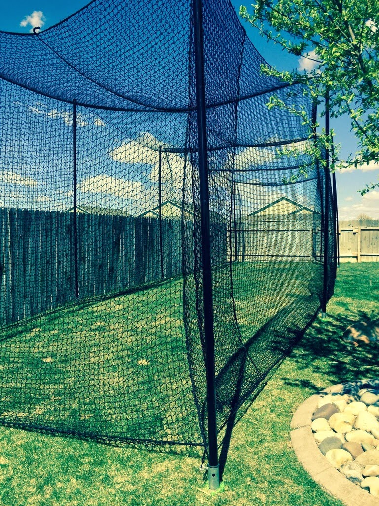 gourock com netting u0026 custom nets home style batting cages