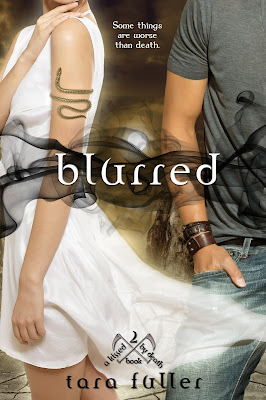 Cover Reveal: Blurred by Tara Fuller