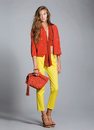 pantalon verano 2013 Hoss Intropia