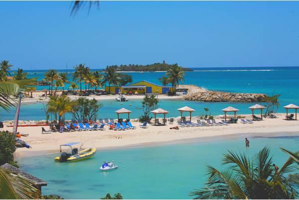 Projet à long terme : World Tour Guadeloupe+Plage