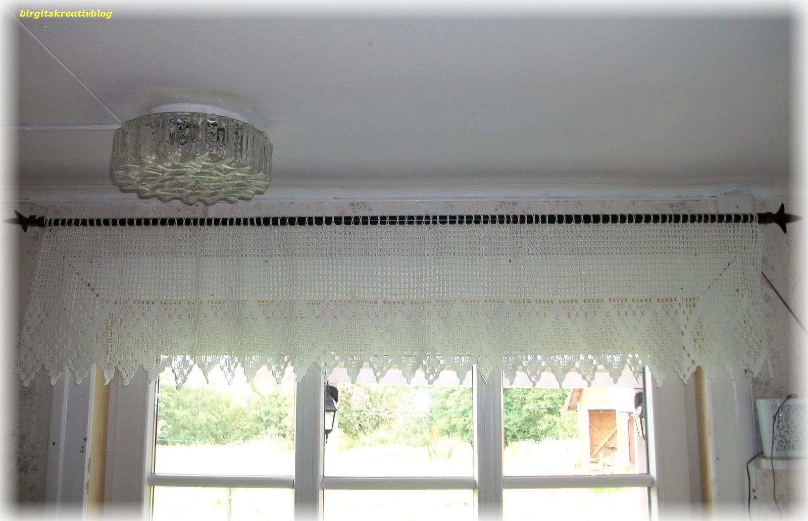 birgits kreativblog verl ngerung meiner k chengardine. Black Bedroom Furniture Sets. Home Design Ideas