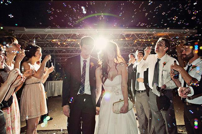 Wedding Reception Exit Ideas.