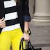Amarelo: a cor que tomou conta das vitrines