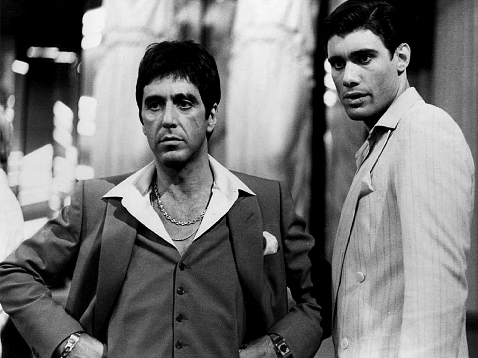 Wallpaper Al Pacino Sc...