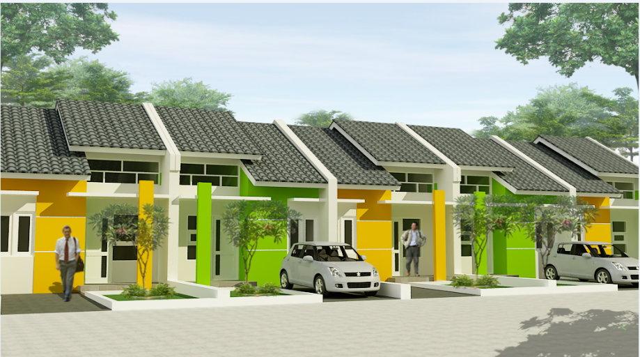 model rumah minimalis type 21