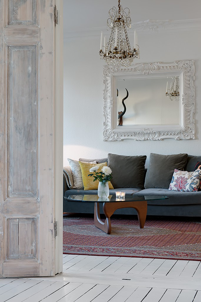 my scandinavian home swedish fireplace inspiration. Black Bedroom Furniture Sets. Home Design Ideas