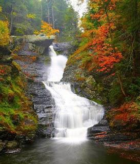Delaware Water Gap National Recreation Area (Best Honeymoon Destinations In USA) 1