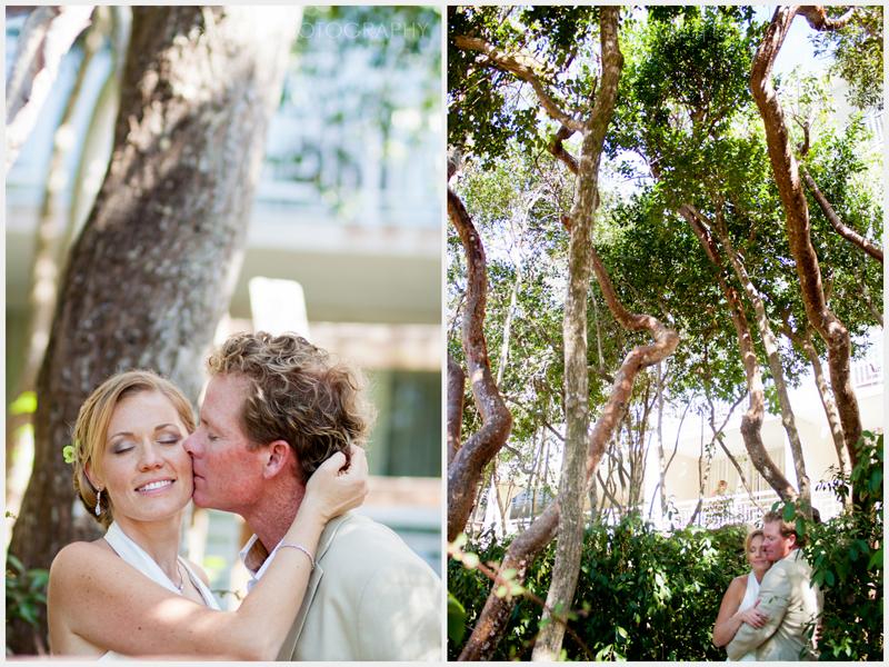 key largo grand resort wedding photo