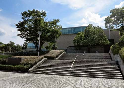 Mie Prefectural Art Museum, Tsu, Japan