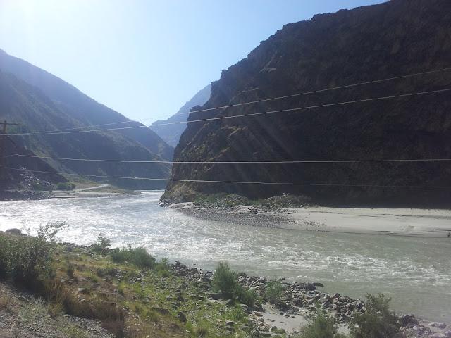 река Пянж