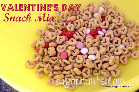 valentine's day snacks treats for kids | the ot toolbox, Ideas