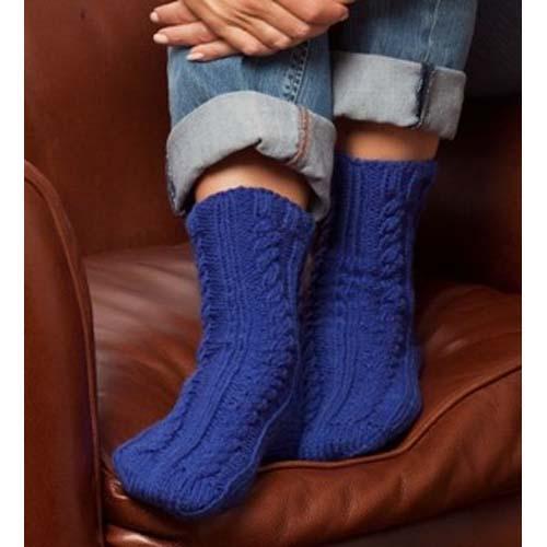 Miss Julias Patterns: Free Patterns - 50 Slippers & Socks to Knit &a...