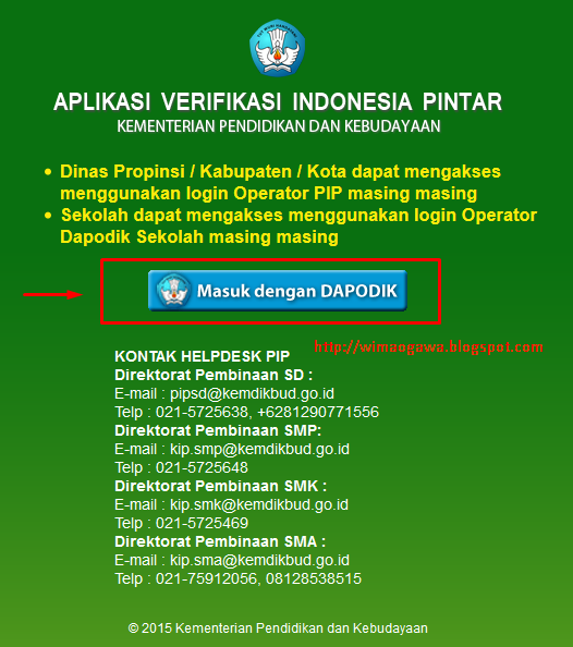 Cara Isi Aplikasi Program Indonesia Pintar (PIP)