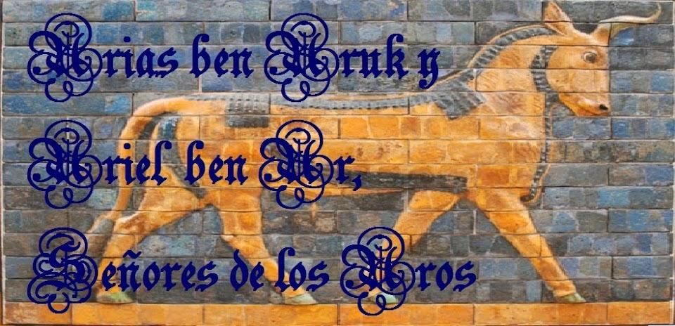 Urias ben Ur y Uriel de Uruk