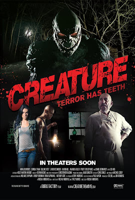 Creature (2011) DVDScr 400MB Mediafire