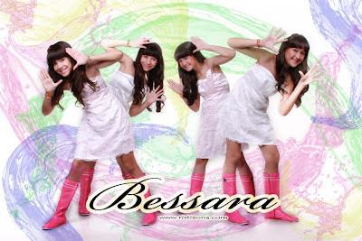 Wallpaper Bessara Girlband Terbaru