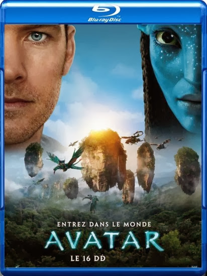 Avatar 2009 Hindi Dubbed Dual BRRip 720p 750mb