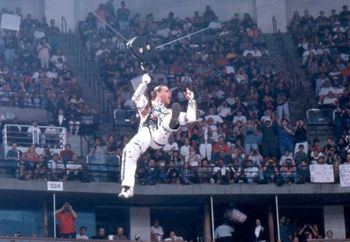 Before Shawn Michaels was headlining Wrestlemanias   Shawn Michaels Wrestlemania 12