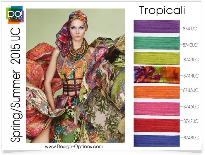 Fashion Vignette Trends Design Options S S 2015